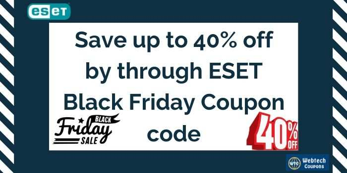 ESET Black Friday Coupon Code