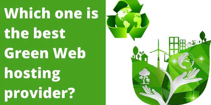 Best Green Web Hosting Service Provider