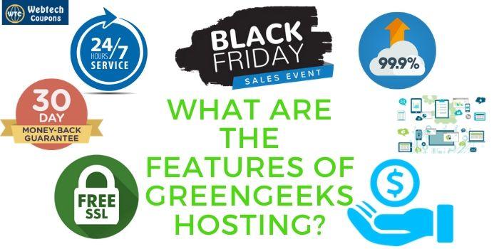 Greengeeks Cyber Monday Sale
