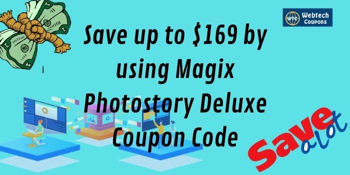 Magix Photostory Deluxe Discount Code