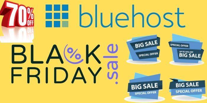 Bluehost Black Friday