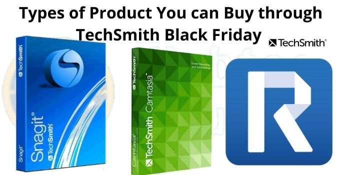 Techsmith Black Friday Coupon