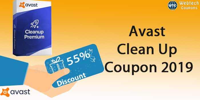 Avast Clean Up Coupon