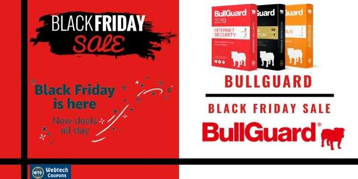 BullGuard Cyber Monday Deals