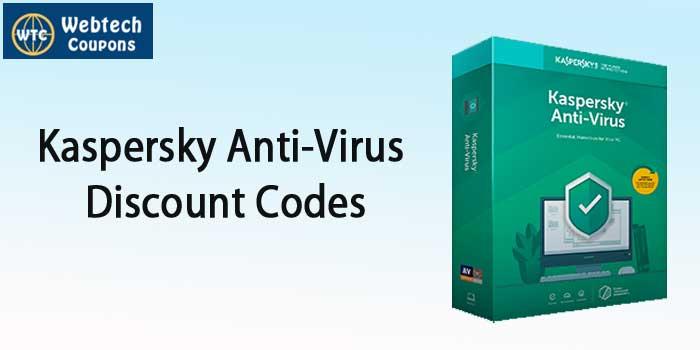 Kaspersky Antivirus Discount Code