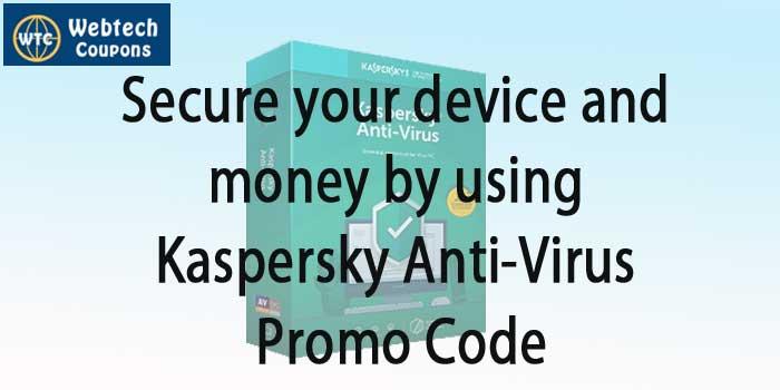 Kaspersky Antivirus Coupon Code