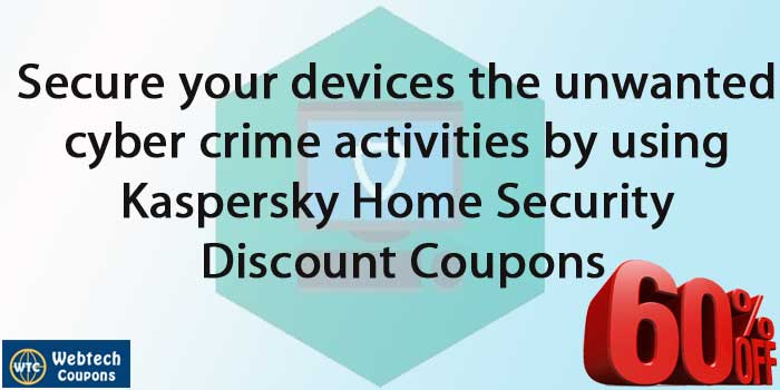 Kaspersky Home Security Coupon Code