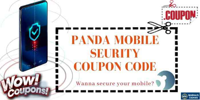 Panda Mobile Security Discount Code