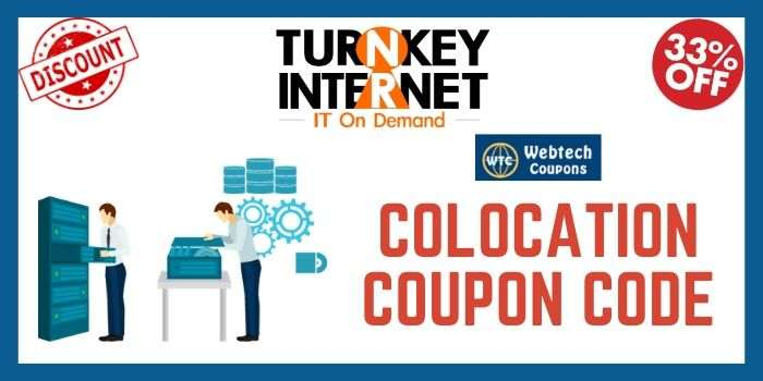 Turnkey Colocation Coupon Code