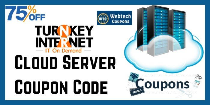 Turnkey cloud server coupon code