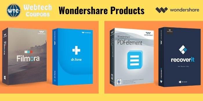 WonderShare Coupons