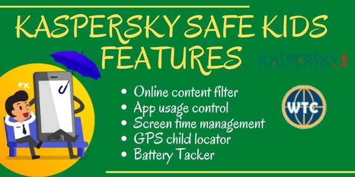 Kaspersky Safe Kids Security Discount Code