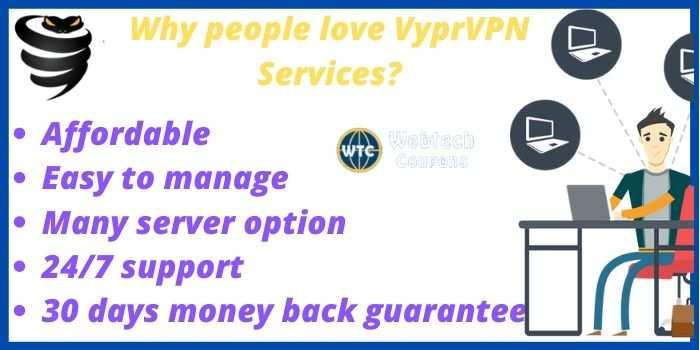 Vypr VPN Features