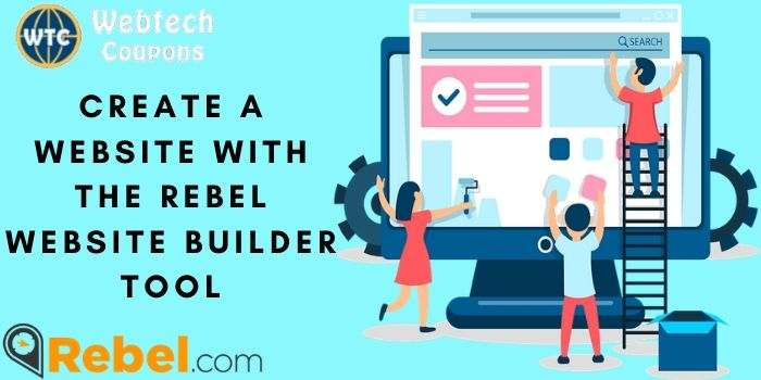 Rebel.Com website builder