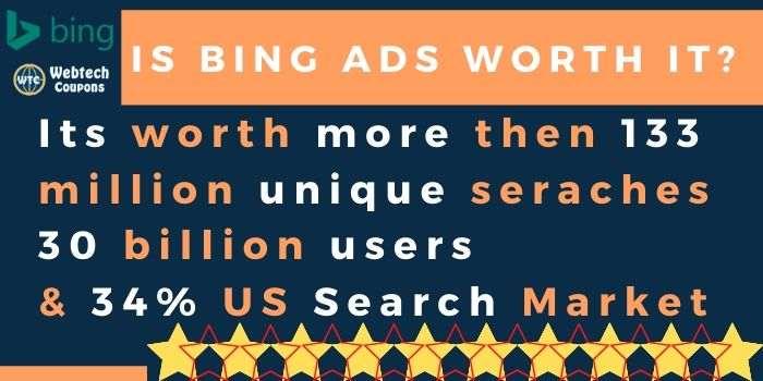 Bing Ads Worth