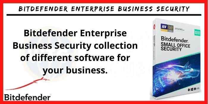 Bitdefender enterprices Security