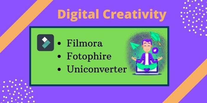 Wondershare Digital Creativity