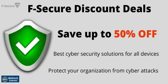 F-Secure Coupon Code