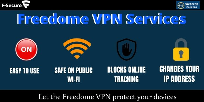 F-Secure Freedome VPN Services