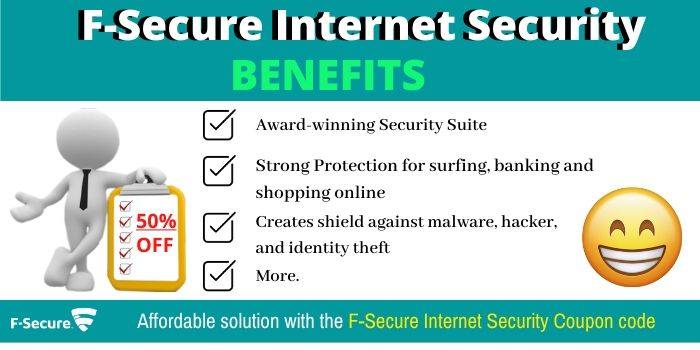 F-Secure Internet Security Benefits