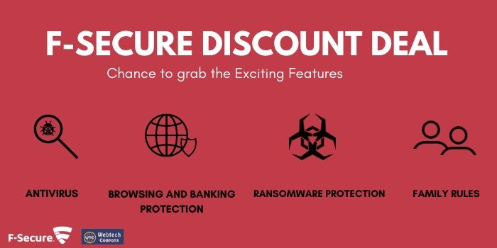 F-Secure Safe discount deal