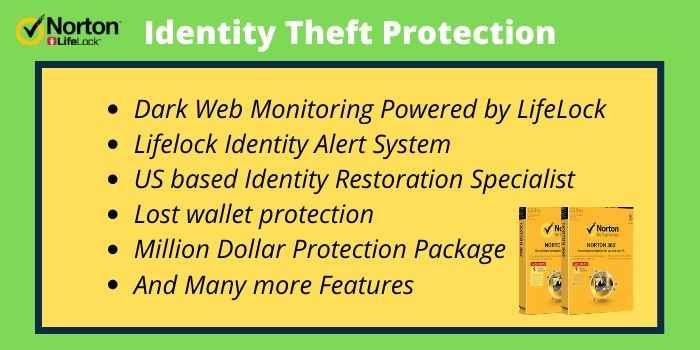 Norton Identity theft Protection