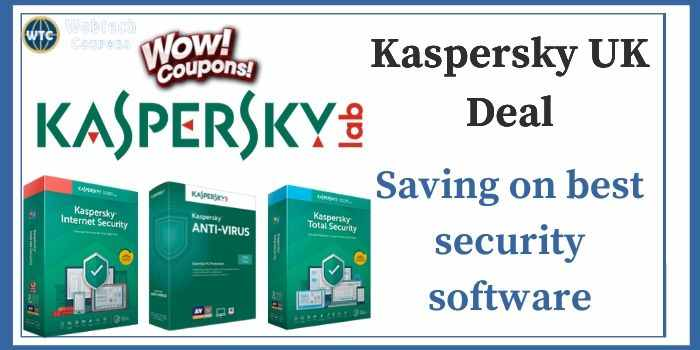 Kaspersky 50 off For UK Users