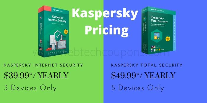 Kaspersky Pricing