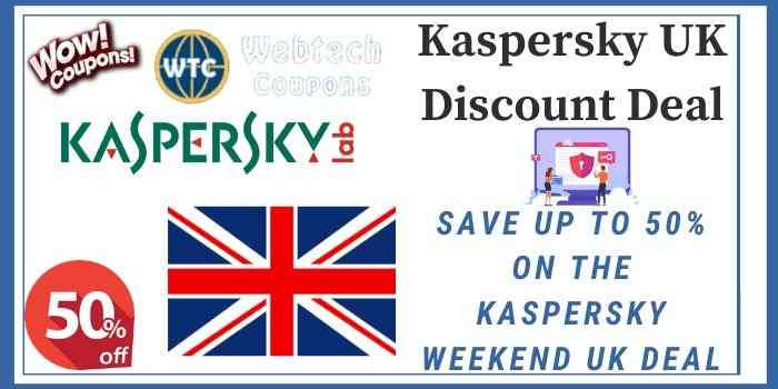 Kaspersky UK Deal