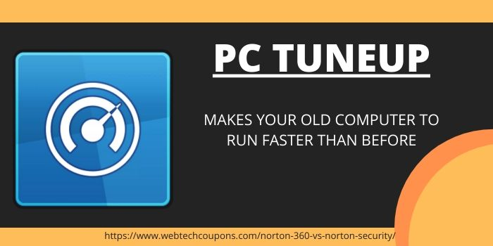 Norton 360 PC Tune Up