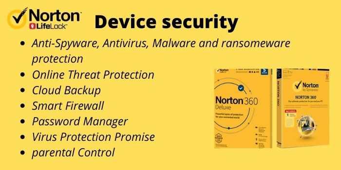 Norton Device Security