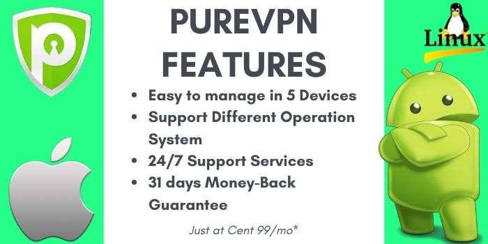 PureVPn $0.99