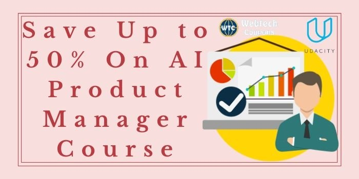 Udacity 50 off AI Manager