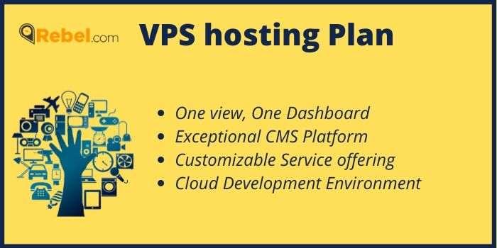 Rebel VPS hosting