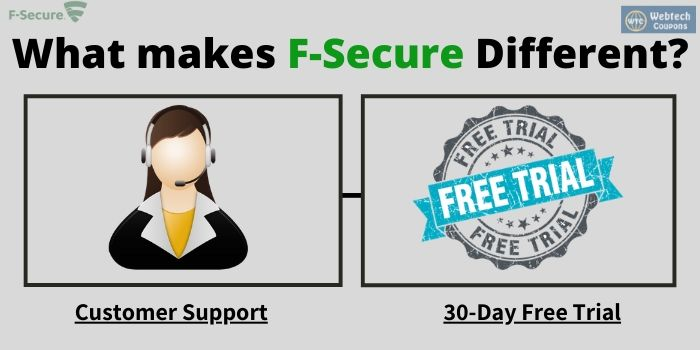 Why Choose F-Secure