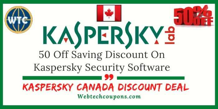 kaspersky Canada Discount Code