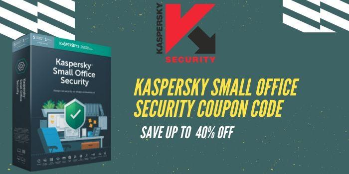 Kaspersky small office security coupon code