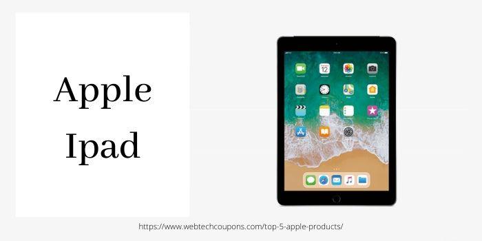 Top 5 Apple Deals- Apple iPad