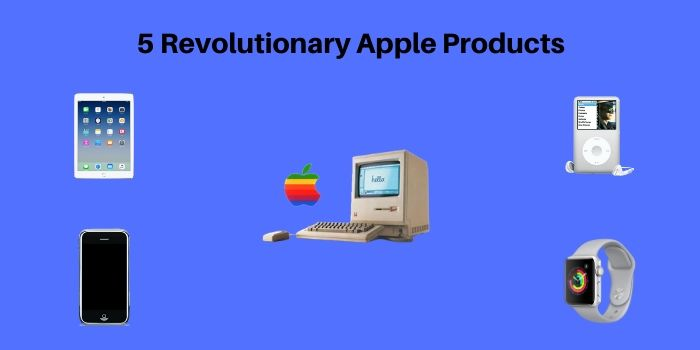 Top 5 apple products