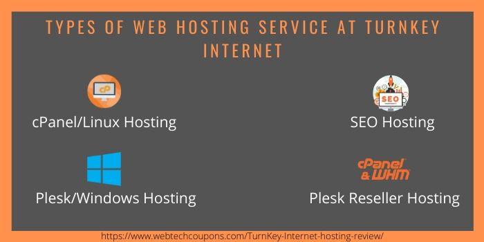 Best webhosting in 2020 Turnkey Internet