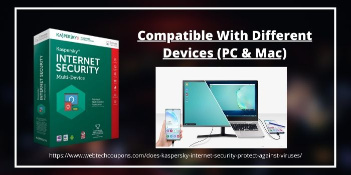 Compatible With Different Devices (PC & Mac)