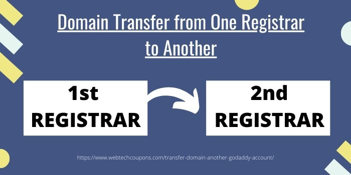 Domain Transfer from One Registrar to Another