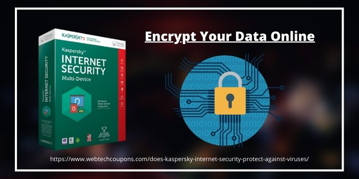 Encrypt Your Data Online