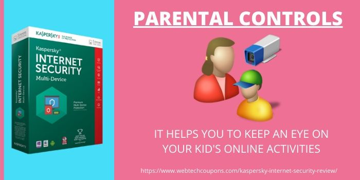 Kaspersky Parental Controls