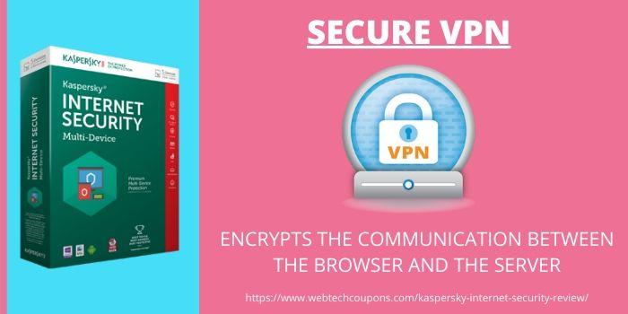 Kaspersky Secure VPN