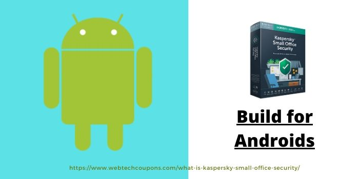 Kaspersky Small Office Security- Build For Android