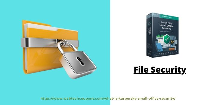 Kaspersky Small Office Security- File Security
