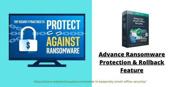 Kaspersky Small Office Security- Protection Against Ransomware