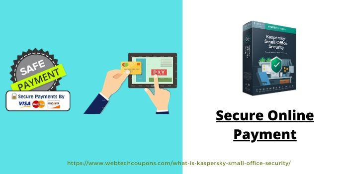 Kaspersky Small Office Security- Safe Online payments
