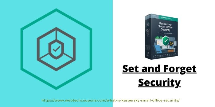 Kaspersky Small Office Security- Set & Forget Security